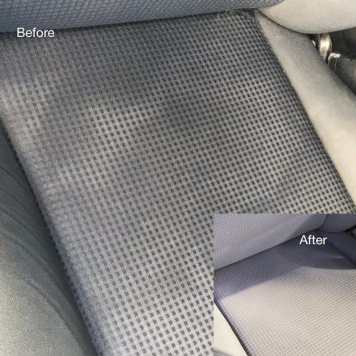Fabric Seat Shampoo
