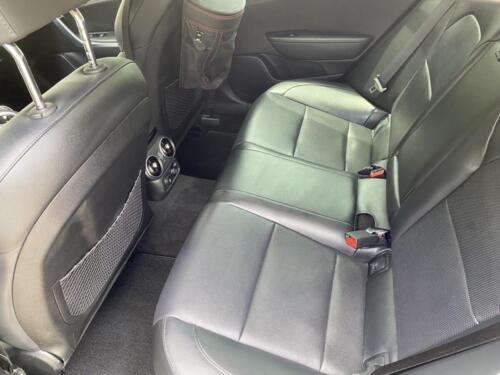 interior car shampoo